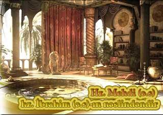 Hz. Mehdi (ə.s) hz. İbrahim (ə.s)-ın nəslindəndir